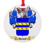 Burdett Round Ornament