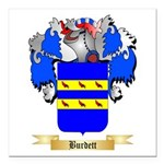 Burdett Square Car Magnet 3