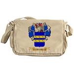 Burdett Messenger Bag