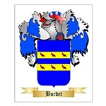 Burdet Small Poster
