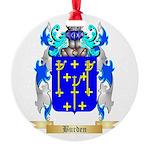 Burden Round Ornament