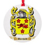 Burchard Round Ornament