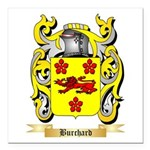 Burchard Square Car Magnet 3