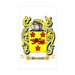 Burchard Sticker (Rectangle 50 pk)