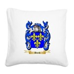 Burch Square Canvas Pillow