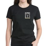 Burbury Women's Dark T-Shirt