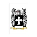 Burbury Sticker (Rectangle)