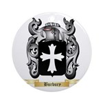 Burbury Ornament (Round)
