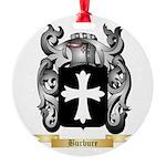 Burbure Round Ornament