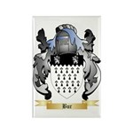 Bur Rectangle Magnet (100 pack)