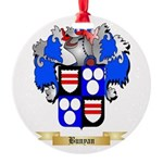 Bunyan Round Ornament