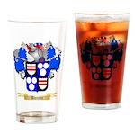 Bunyan Drinking Glass
