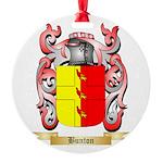 Bunton Round Ornament