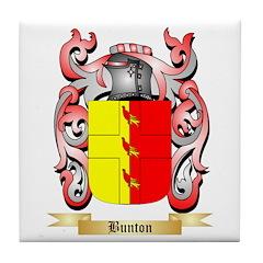 Bunton Tile Coaster
