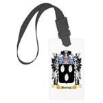 Bunting Large Luggage Tag