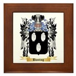Bunting Framed Tile