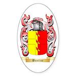 Buntine Sticker (Oval 50 pk)