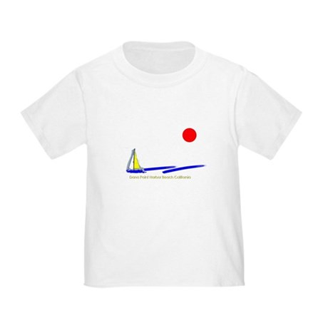 Dana Point Harbor Toddler T-Shirt
