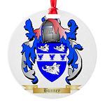 Bunney Round Ornament