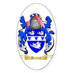 Bunney Sticker (Oval)
