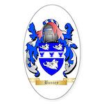 Bunney Sticker (Oval 50 pk)
