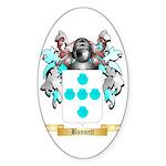 Bunnett Sticker (Oval 10 pk)