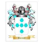 Bunnett Small Poster