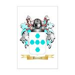 Bunnett Mini Poster Print