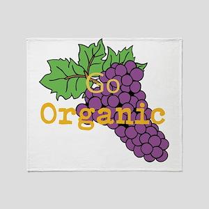 Go Organic Throw Blanket