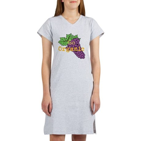 Go Organic Women's Nightshirt