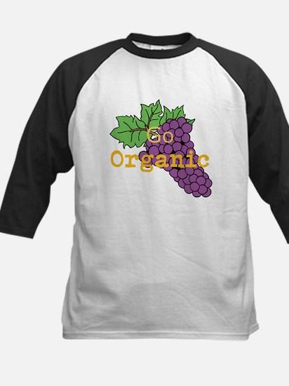 Go Organic Baseball Jersey