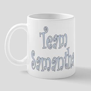 Team Samantha Mug