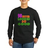 98 birthday Long Sleeve Dark T-Shirts