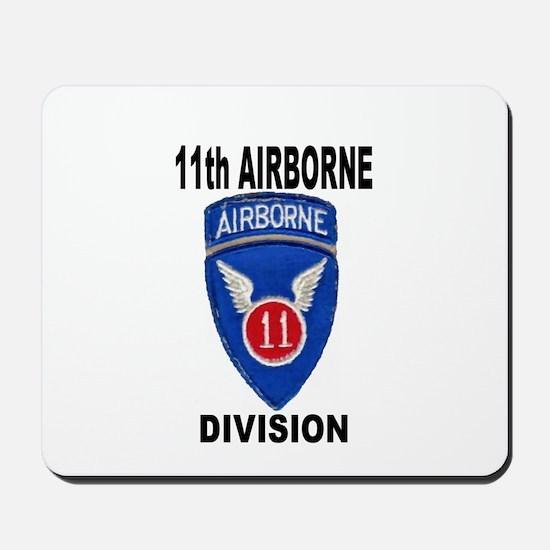 11TH AIRBORNE DIVISION Mousepad