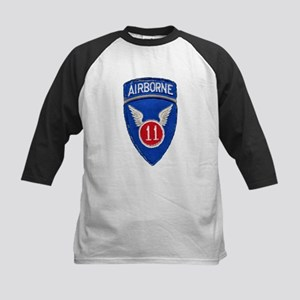 11TH AIRBORNE DIVISION Kids Baseball Jersey