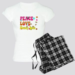 peace love honeybees Pajamas