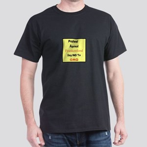 Protest Against Frankenfood Say No To GMO T-Shirt