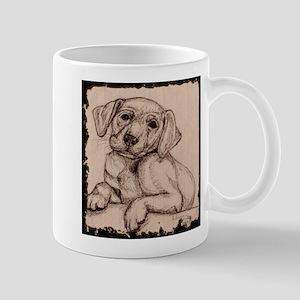 Lab Pup Mug