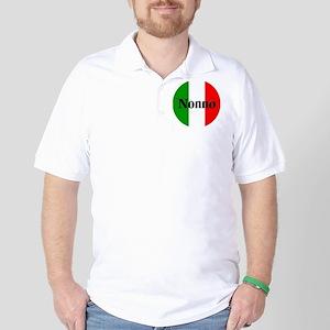 Nonno (Italian Grandfather) Golf Shirt