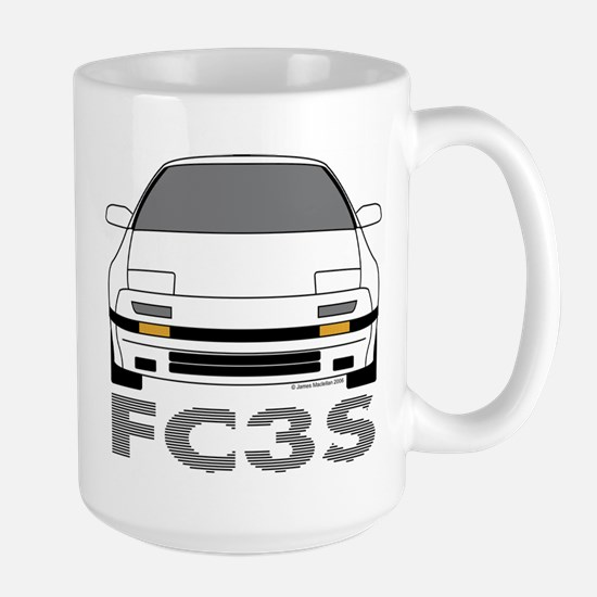 Rx7 - Large Mug