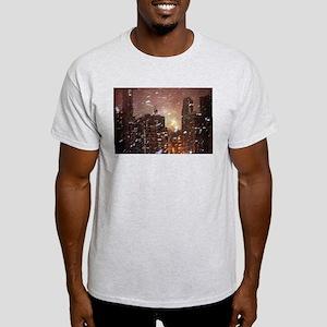 Snowy New York T-Shirt