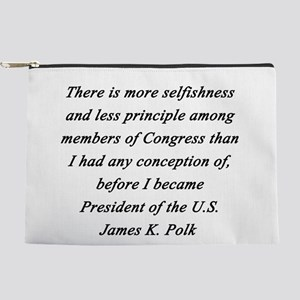 Polk - Members of Congress Makeup Pouch