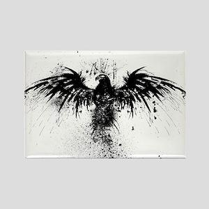 The Freedom Eagle Rectangle Magnet