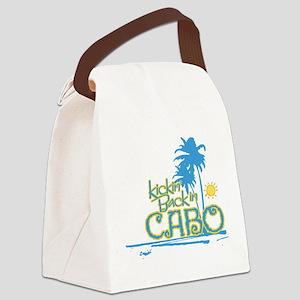 Cabo San Lucas Canvas Lunch Bag