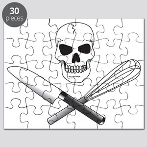 Skull Cook Puzzle