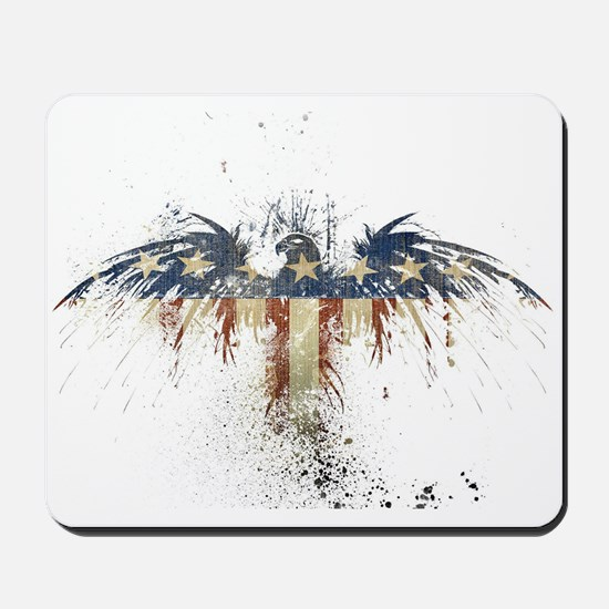 The Freedom Eagle, Full Color Mousepad