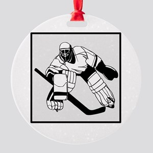 Hockey Ornament
