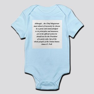 Polk - Chief Magistrate Infant Bodysuit