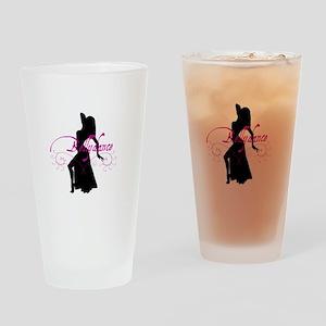 Turkish Flair 2 Drinking Glass