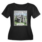 Stonedhenge Plus Size T-Shirt